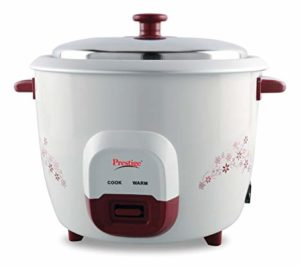 Prestige PRWO 1 5 Litre Red Colour Rs 1254 amazon dealnloot