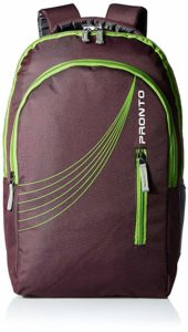 Pronto Xion 25 Ltrs Purple Casual Backpack Rs 232 amazon dealnloot