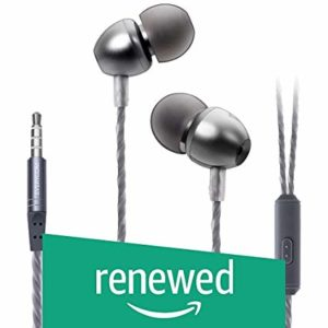 Renewed Everycom Bass Boost Wired in Ear Rs 133 amazon dealnloot