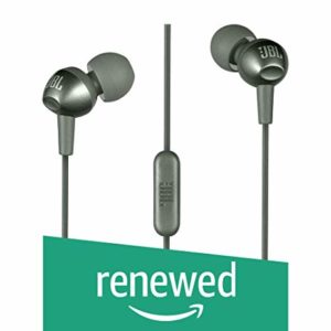 Renewed JBL C200SI in Ear Headphones with Rs 318 amazon dealnloot