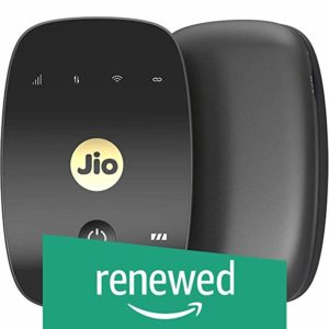 Renewed JioFi 4G Hotspot M2S 150 Mbps Rs 699 amazon dealnloot