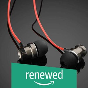 Renewed PTron HBE6 in Ear Wired Headset Rs 79 amazon dealnloot