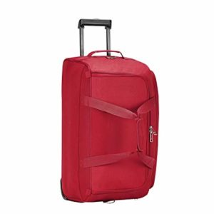 Safari Pret 59 Cms Polyester Red Check Rs 1376 amazon dealnloot