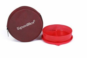 Signoraware Mini Meal Lunch Box with Bag Rs 127 amazon dealnloot