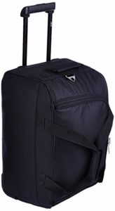 Skybags Scot Plus Polyester 54 cms Black Rs 999 amazon dealnloot