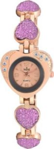 Swisstyle SS LR7005 PRP Bejewel Analog Watch Rs 99 flipkart dealnloot
