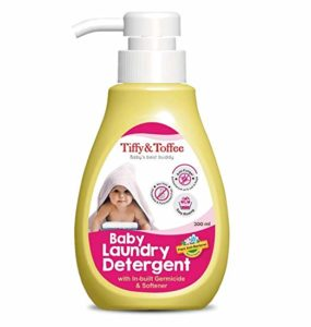 Tiffy Toffee Baby Laundry Detergent with In Rs 82 amazon dealnloot