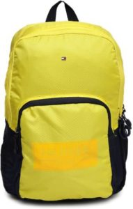 Tommy Hilfiger Unisex Self Design Backpack 30 Rs 499 flipkart dealnloot
