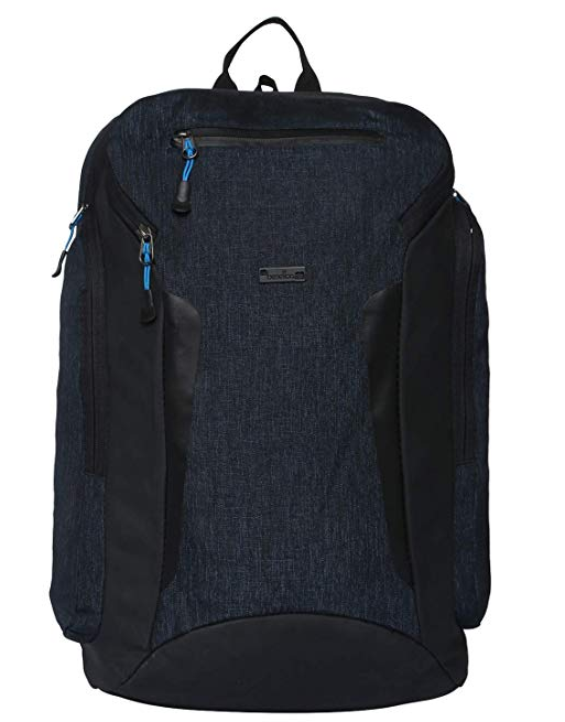 United Colors of Benetton 31 Ltrs Navy Blue Laptop Backpack