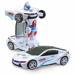Urban Infotech Robot to Car Converting Transformer Rs 100 amazon dealnloot