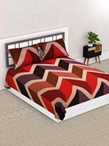 Valito Microfiber Double Bedsheet Queen Size 218 Rs 199 amazon dealnloot