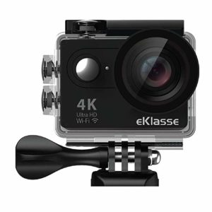 eKlasse EKAC02EG Action Camera 4K Ultra HD Rs 3004 amazon dealnloot