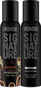 AXE Signature Champion Dark Temptation 154 ml Rs 239 flipkart dealnloot