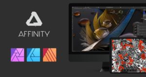 Affinity Graphic Design Software Free 3 Months Trial (Windows, Mac and iOS)