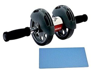 B fit USA Exercise Wheel with Knee Rs 403 amazon dealnloot