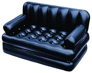Bestway Inflatable Three Seater Sofa Air Bed Rs 1405 amazon dealnloot