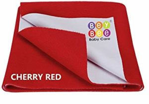 Bey Bee Quick Dry Baby Bed Protector Rs 362 amazon dealnloot