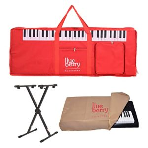 Blueberry KB41 Padded Keyboard Bag Dust cover Rs 1990 amazon dealnloot