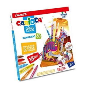 Carioca Kangaroo 3D Pop Up Model 18 Rs 240 amazon dealnloot