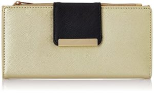 Diana Korr Women s Wallet Gold DKW12GLD Rs 287 amazon dealnloot