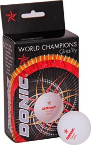 Donic donic 1 Table Tennis Ball Pack Rs 69 flipkart dealnloot