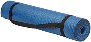 Fitkit Synthetic Yoga Mat 5mm Rs 244 amazon dealnloot
