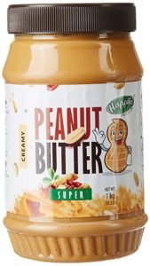 Happilo Super Crunchy Peanut Butter 1kg Rs 157 amazon dealnloot