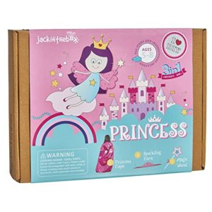 Jackinthebox Princess Themed 3 Activities in 1 Rs 575 amazon dealnloot