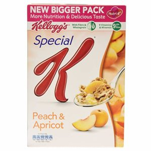 Kellogg s Special K Peach and Apricot Rs 250 amazon dealnloot