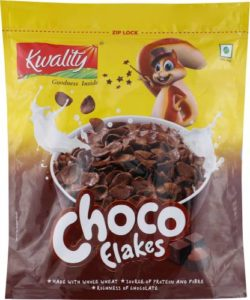 Kwality Choco Flakes 1 kg Pouch Rs 222 flipkart dealnloot