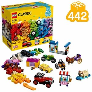 LEGO Classic Bricks on a Roll Building Rs 1499 amazon dealnloot