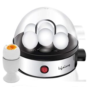 Lifelong Egg Boiler 350W with 7 Egg Rs 699 amazon dealnloot