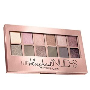 Maybelline New York The Blushed Nudes Palette Rs 399 amazon dealnloot