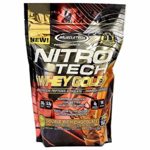 MuscleTech Performance Series Nitrotech 100 Whey Gold Rs 850 amazon dealnloot