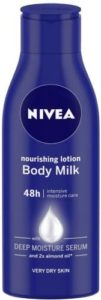 Nivea Body Milk Nourishing Lotion 120 ml Rs 60 flipkart dealnloot