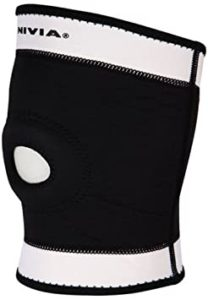 Nivia Knee Support Medium Black Rs 145 amazon dealnloot