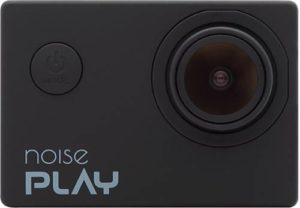 Noise Play Sports and Action Camera Black Rs 2999 flipkart dealnloot