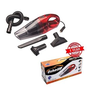 Oshotto 100W Heavy Duty Car Vacuum Cleaner Rs 859 amazon dealnloot