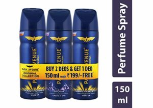 Park Avenue Body Deo Good Morning 100 Rs 259 amazon dealnloot