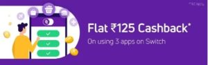 Phonepe switch