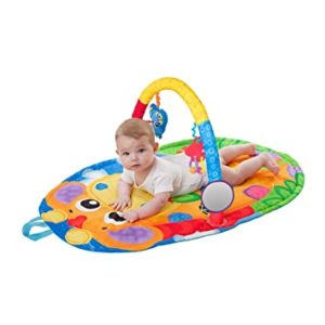 Playgro Jerry Giraffe Activity Gym Rs 540 amazon dealnloot