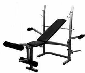 Protoner Multipurpose Weight Lifting Bench With Leg Rs 2837 amazon dealnloot