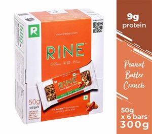 RINE Bars Sugar Free Granola and Cereal Rs 252 amazon dealnloot