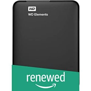 Renewed WD Elements 1 5 TB Portable Rs 2199 amazon dealnloot