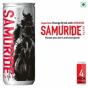 SAMURIDE Ginseng Based Energy Drink Pack of Rs 198 amazon dealnloot