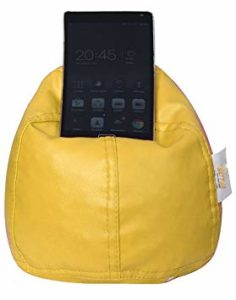 Sattva Mini Beanie EVSD00514 Mobile Holder Yellow Rs 112 amazon dealnloot