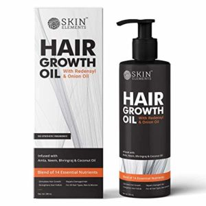Skin Elements Hair Oil with Onion Oil Rs 249 amazon dealnloot