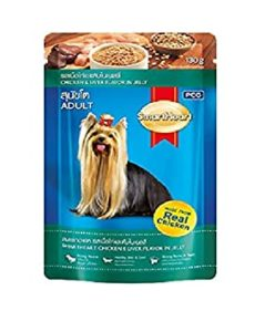 Smart Heart SH Dog Food Adult Pouch Rs 30 amazon dealnloot