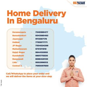 bengaluru delivery
