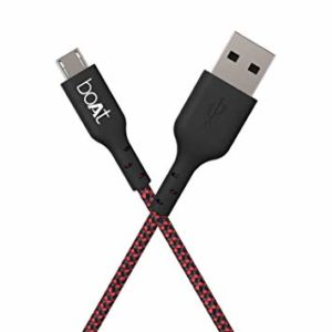 boAt USB 150 Micro USB Cable 1 Rs 139 amazon dealnloot